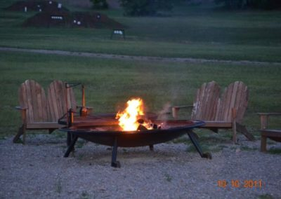Camp Fire Pit