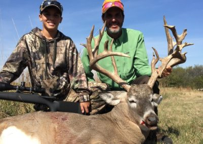 Trophy Whitetail Deer Hunting Oklahoma