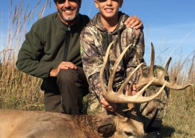 Family Whitetail Deer Hunt