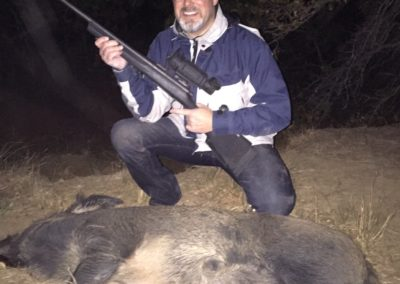 Night Hog Hunt Oklahoma