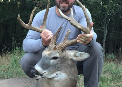 Oklahoma Whitetail Deer Hunting