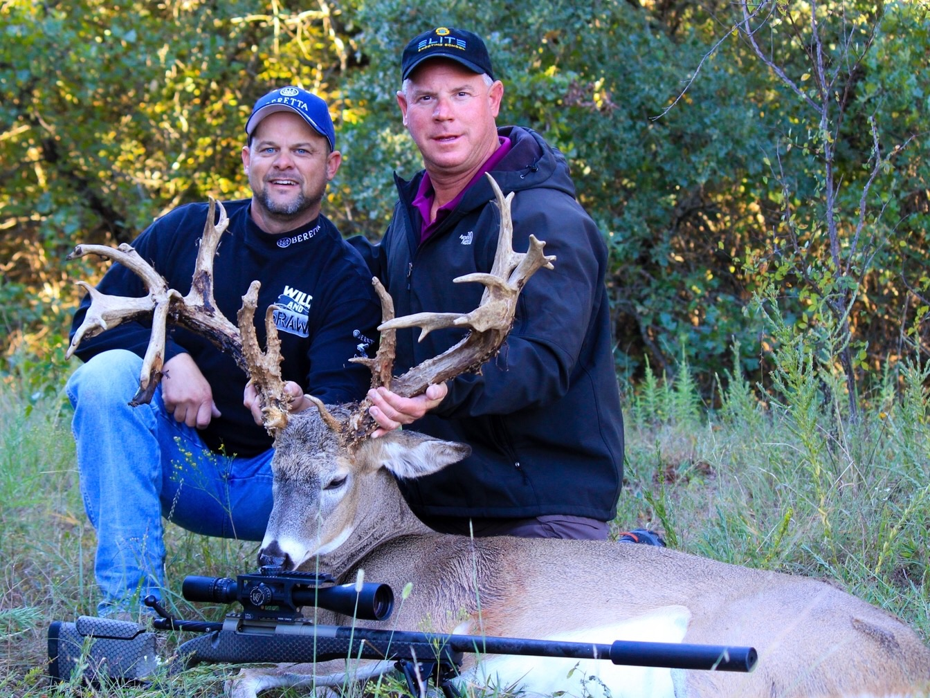 Oklahoma Trophy Whitetail Deer Hunting